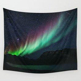 Aurora / Northern Lights II Wall Tapestry