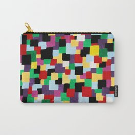 More happy colors Carry-All Pouch