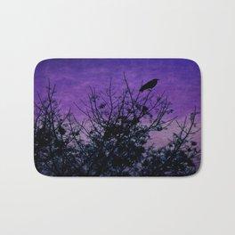 Raven Sentinel Bath Mat