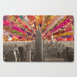BLOOMING NY Cutting Board