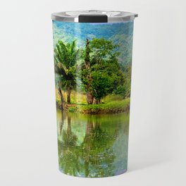 RIVER MIRROR Travel Mug