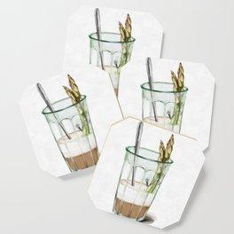 La Cuisine Fusion - Aspargus Latte Coaster