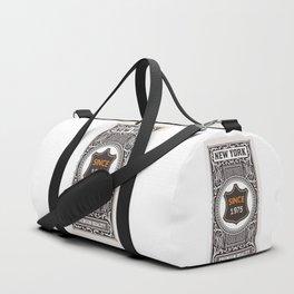 New York since 1975 Duffle Bag
