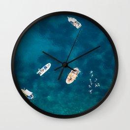 Momenti Wall Clock