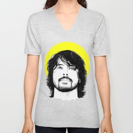 Grohl -Color Block Series. Unisex V-Neck