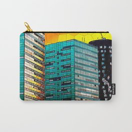 Gran Via Sunset Carry-All Pouch