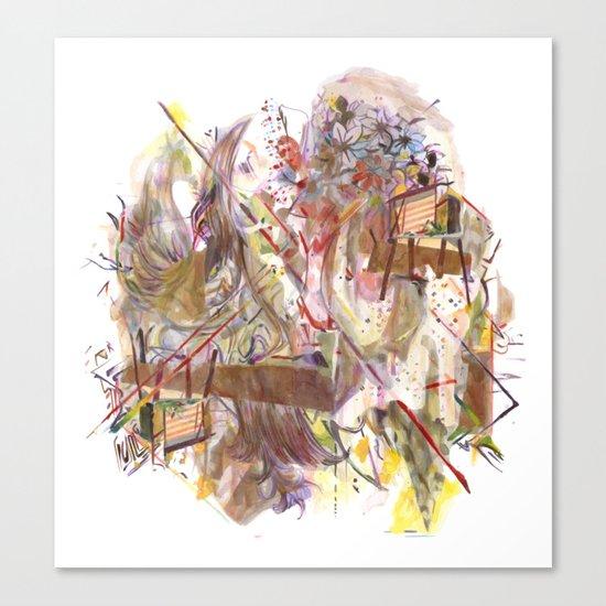 Science Glump Canvas Print