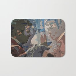 May the Trek Be With You Bath Mat