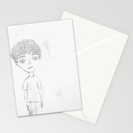 1000% done Stationery Cards
