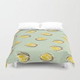 Durian Duvet Cover