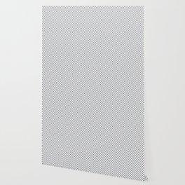 Sharkskin Polka Dots Wallpaper