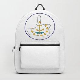 Thumbs Up Rhode Island Backpack