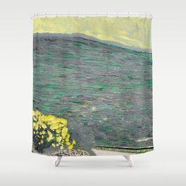 Cabo de Creus Shower Curtain