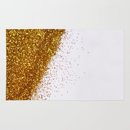 My Favorite Color II (NOT REAL GLITTER) Rug