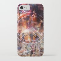 woodstock iPhone & iPod Cases featuring Woodstock Peace by ZiggyChristenson