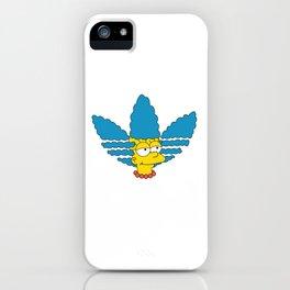 Addi-Marge iPhone Case