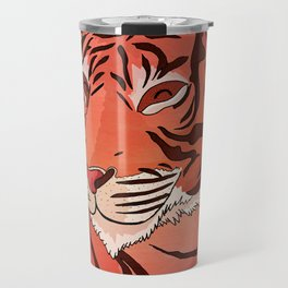 Tiger in the jungle Travel Mug
