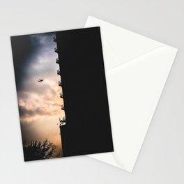 La ciudad Stationery Cards