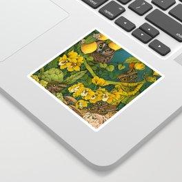 Aureate Sticker