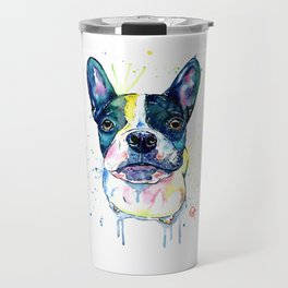 French Bulldog - Juno the Frenchton Travel Mug