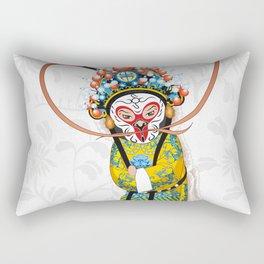 Beijing Opera Character   Monkey King Rectangular Pillow