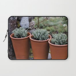 Potted Lavender Laptop Sleeve