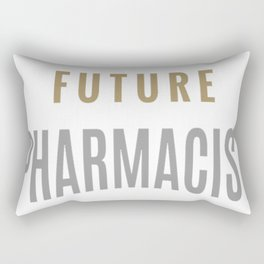 Future-Pharmacist Rectangular Pillow
