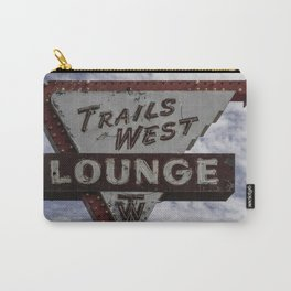 Trails West Neon Carry-All Pouch