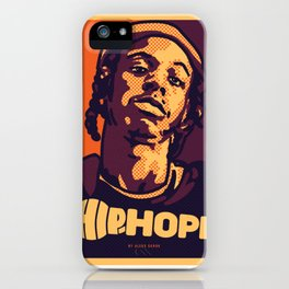 Mr.Joey ( HIP-HOPE Series ) iPhone Case
