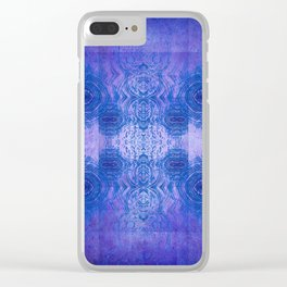 The Reflecting Pool Clear iPhone Case