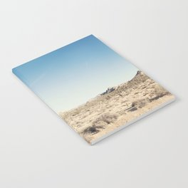 Joshua Tree Notebook