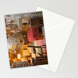 Al Capone's Luxurious Prison Cell Stationery Cards