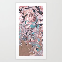 Forbidden Fruit Art Print