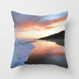 A Beautiful Sunrise Throw Pillow