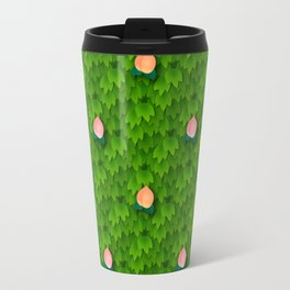 Fruit Harvest - Peach Travel Mug