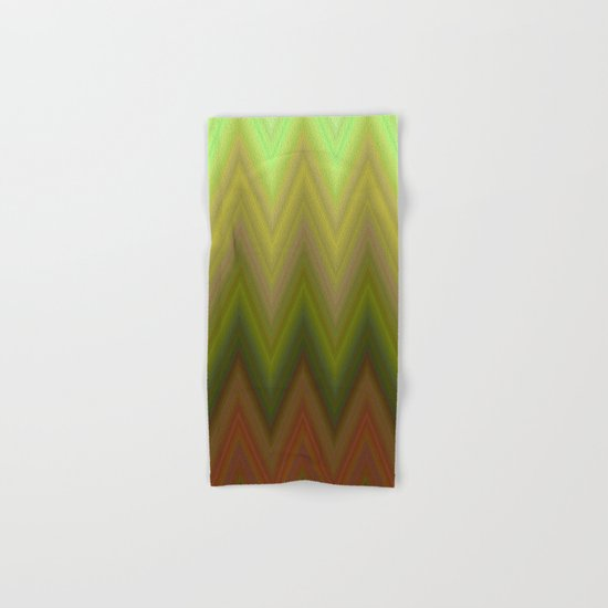 Soil chevron Hand & Bath Towel