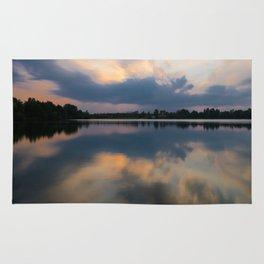 Lake in swabia Rug