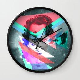 galactic implosion Wall Clock