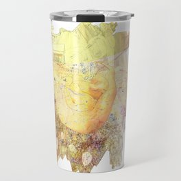 Snake Train Travel Mug