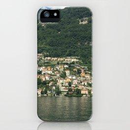 Italian Hillside iPhone Case