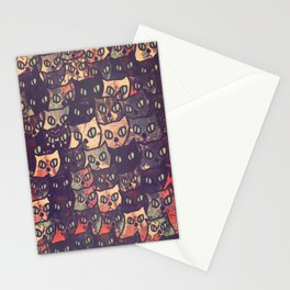cat-227 Stationery Cards
