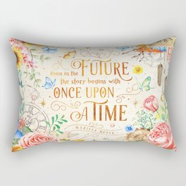 Once Upon a Time Rectangular Pillow