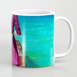 Lets Travel the World Together Coffee Mug