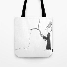 Feeshing Tote Bag