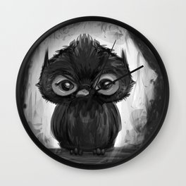 Tweedy Dee Wall Clock