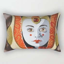 Queen Amidala Rectangular Pillow