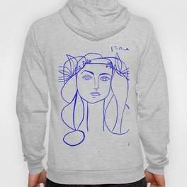 Picasso's Muse Hoody
