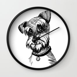 Sherlock! Wall Clock