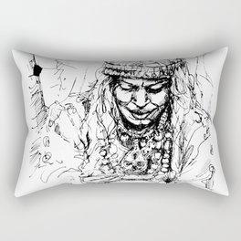 Berber woman Rectangular Pillow