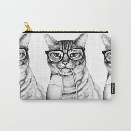 Mac Cat Carry-All Pouch